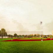 Remodelació del camp de Beisbol