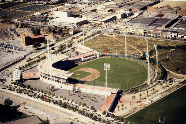 Campo Beisbol Juegos Olímpicos 1992