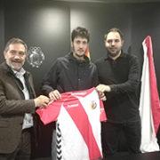 Cristian Alonso vuelve al CE L'Hospitalet