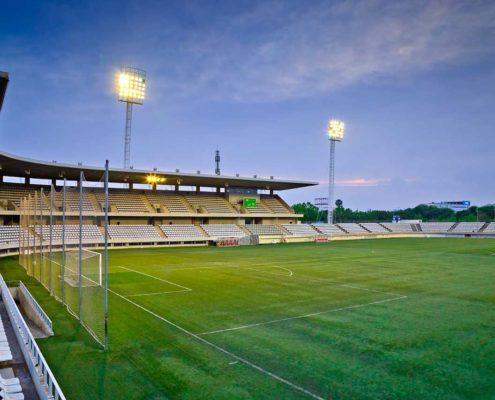 Estadio Municipal Hospitalet - Campos de fútbol 11