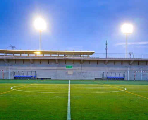 Camps de futbol 7 L'Hospitalet