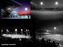 Momentos históricos Estadio Municipal l'Hospitalet